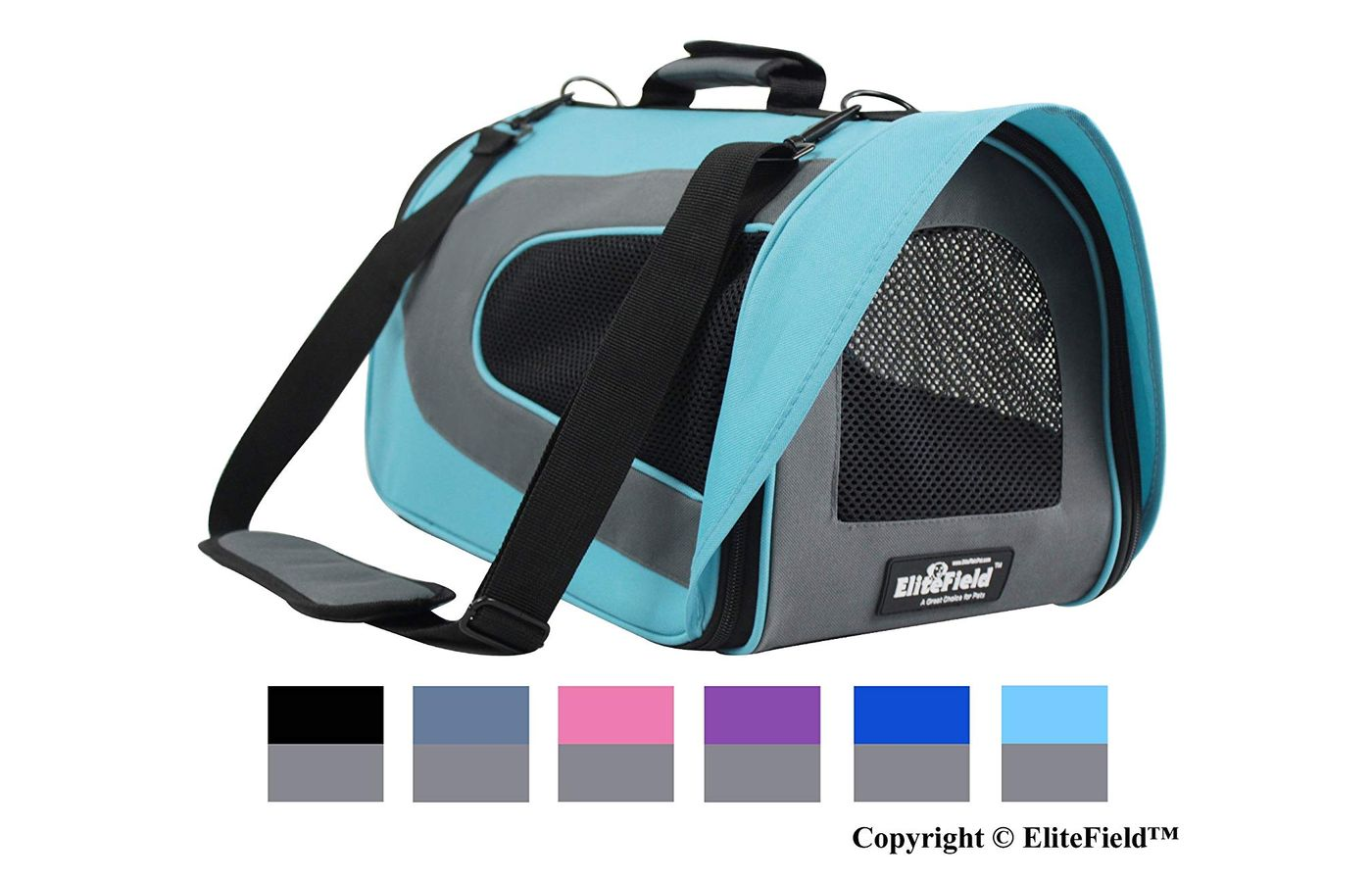 EliteField Deluxe Soft Cat Carrier