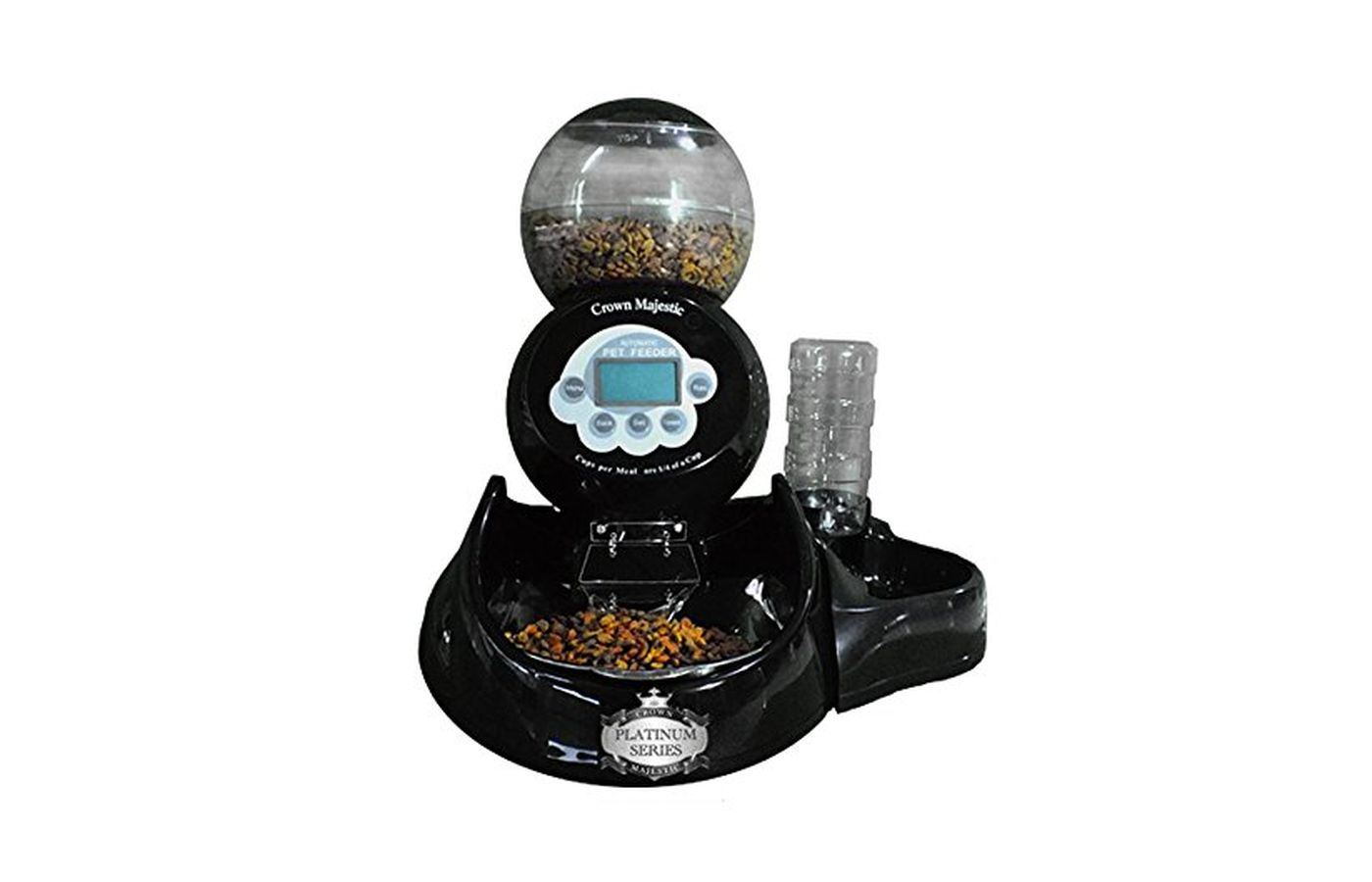 Crown Majestic Platinum Automatic Cat Feeder