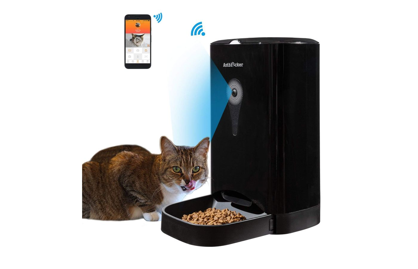 Antblocker Automatic Cat Feeder