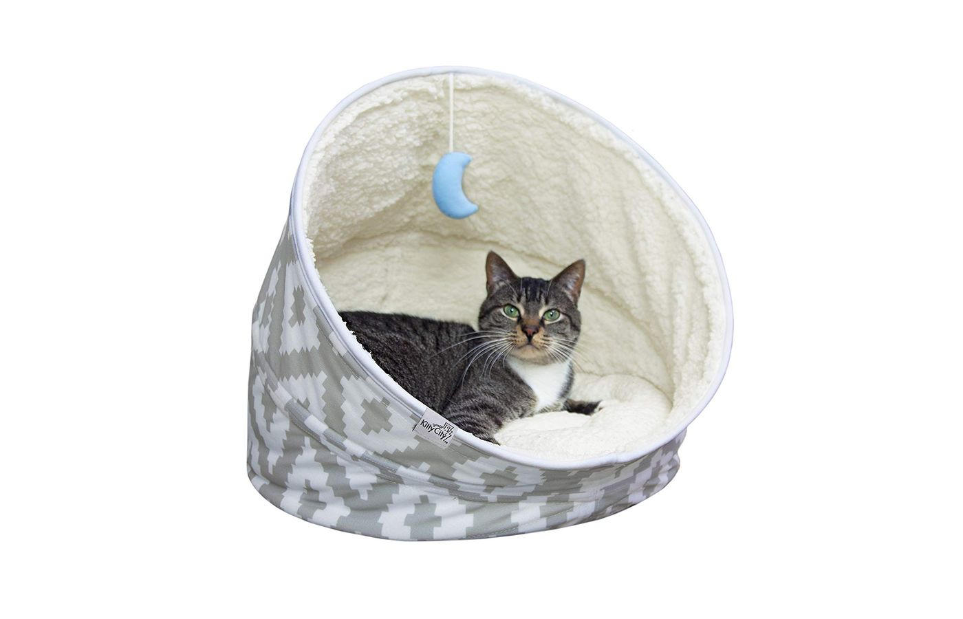 Kitty City Moon Cat Bed