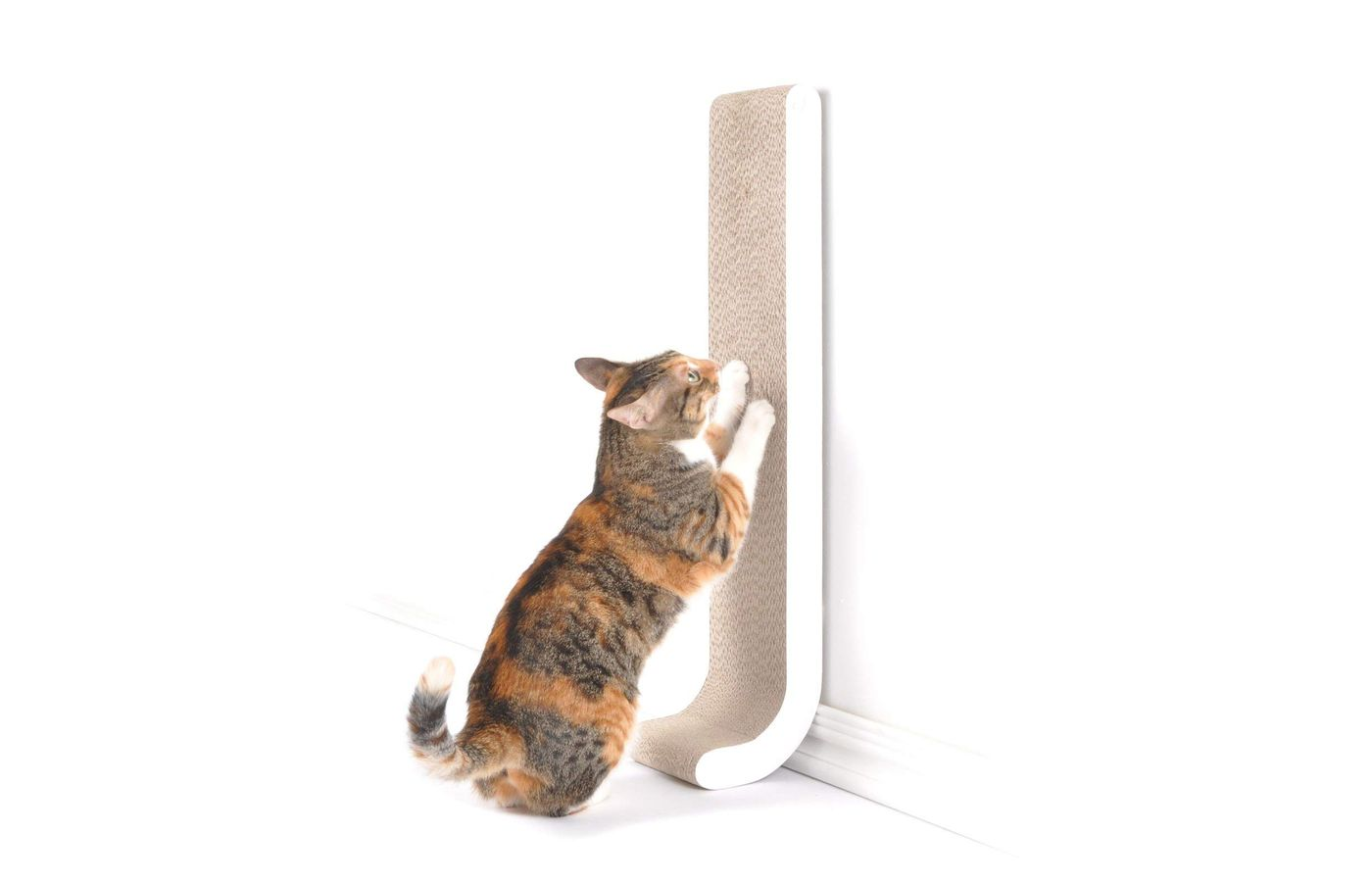 4Claws Wall Mounted Scratching Post 26""