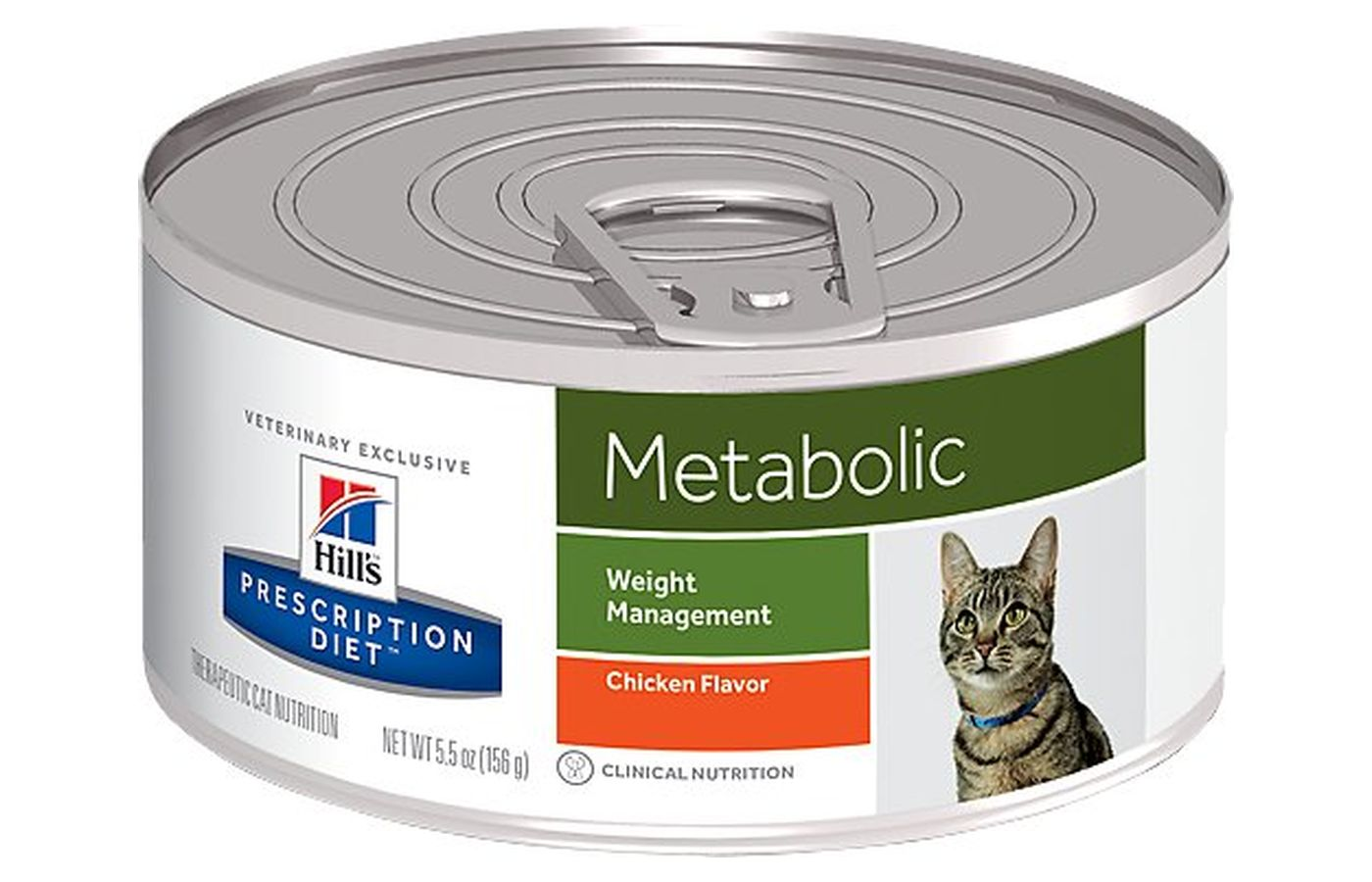 Hill's Prescription Diet Metabolic Weight Management Chicken Canned Cat Food