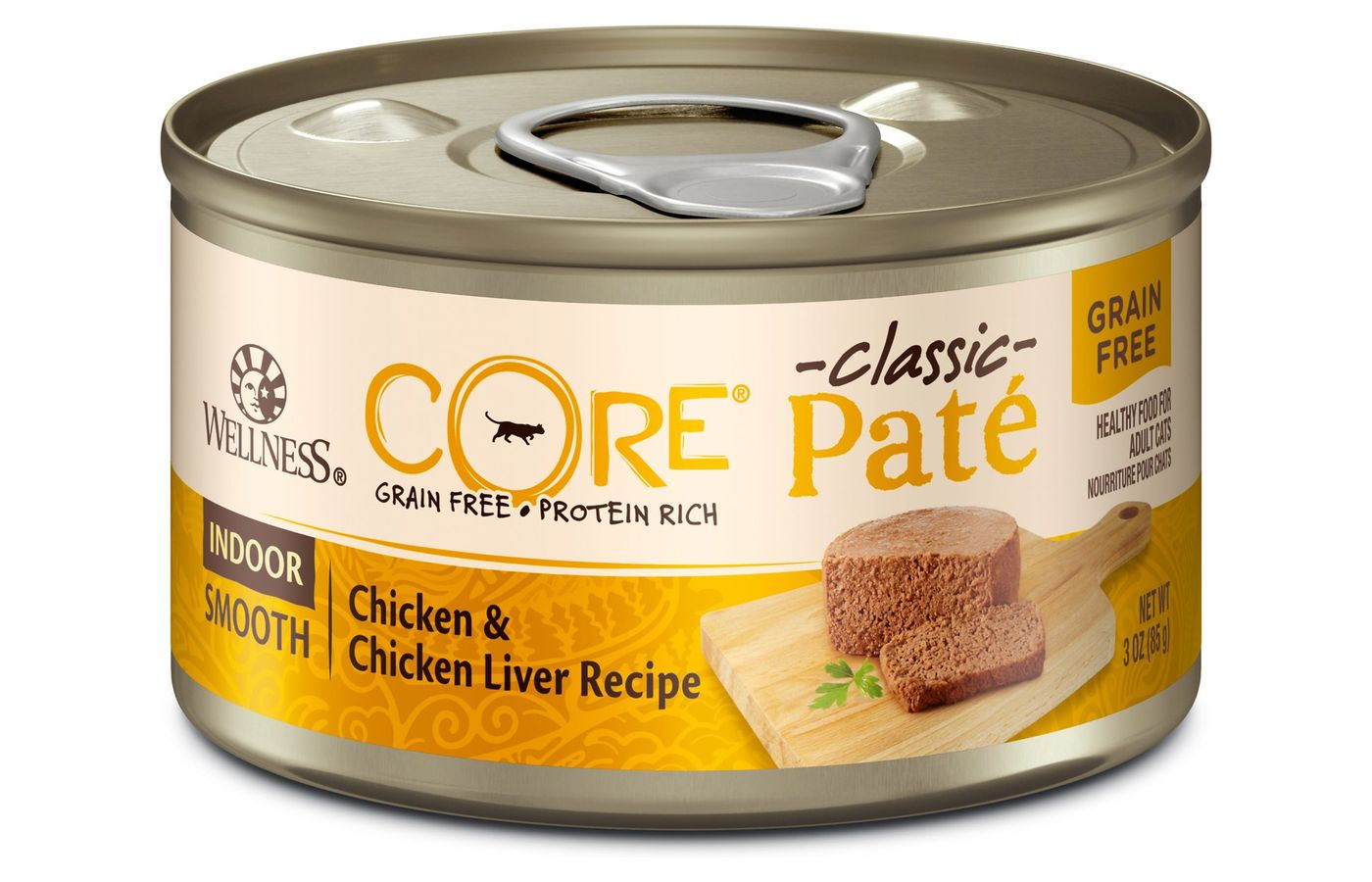 Wellness CORE Grain-Free Chicken Canned Cat Food