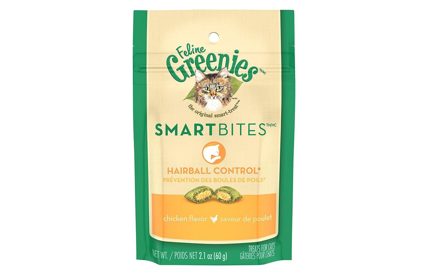 Greenies Smartbites Hairball Control