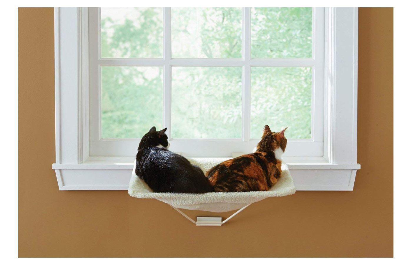 TabbyNapper Cat Window Perch