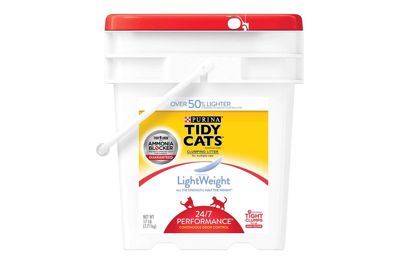 Purina Tidy Cats LightWeight 24/7 Performance Cat Litter