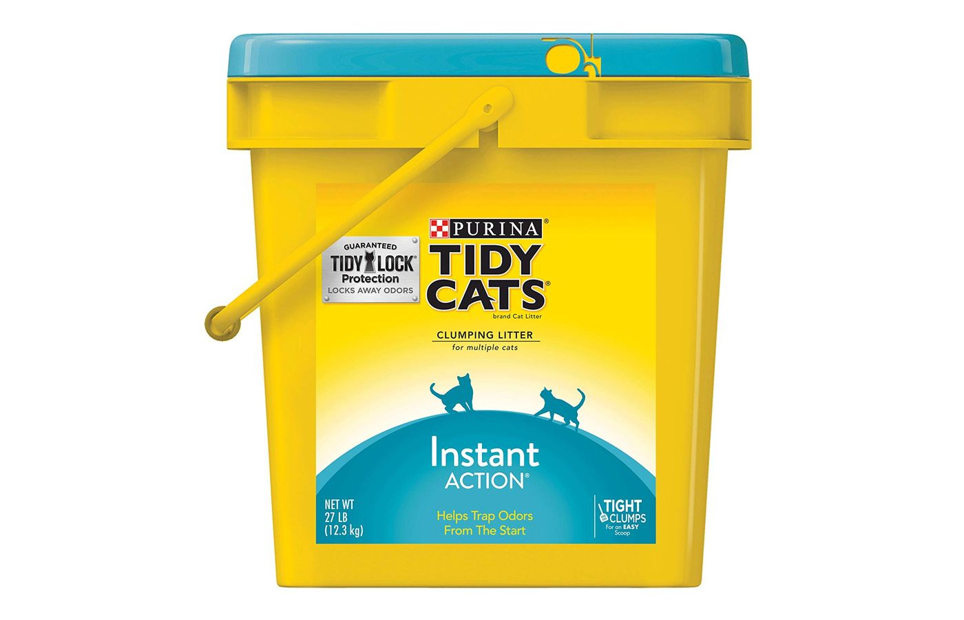 Tidy Cats Scoop Immediate Odor Control Cat Litter