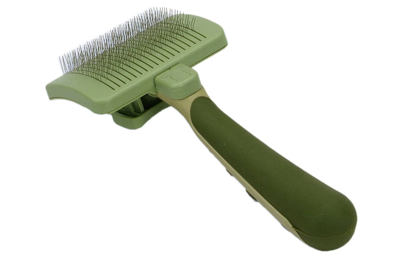 Coastal Pet Products Safari Self Cleaning Slicker Cat Brush