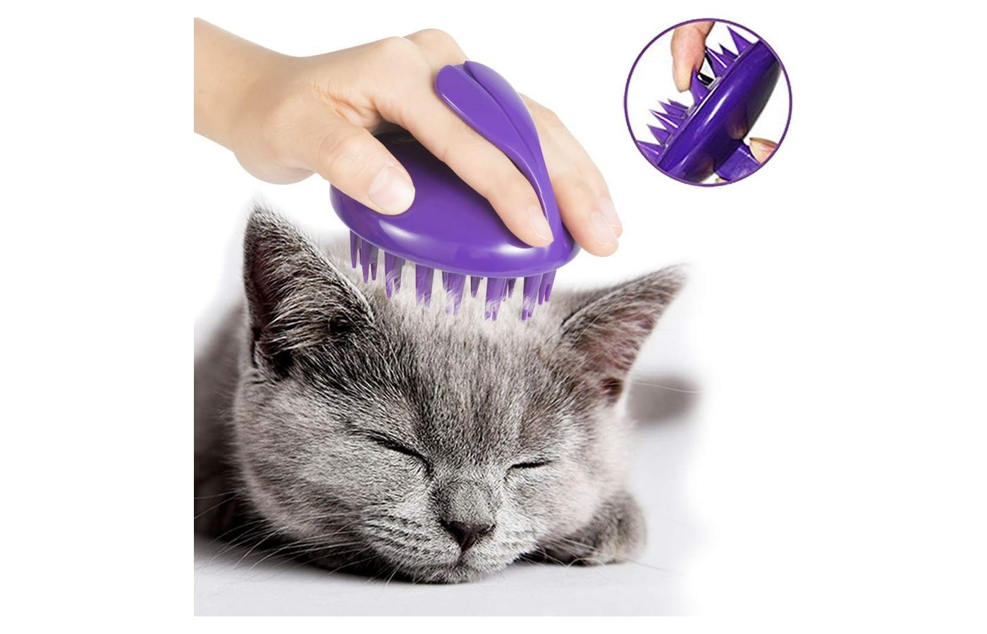 Celemoon Ultrasoft Cat Grooming Brush