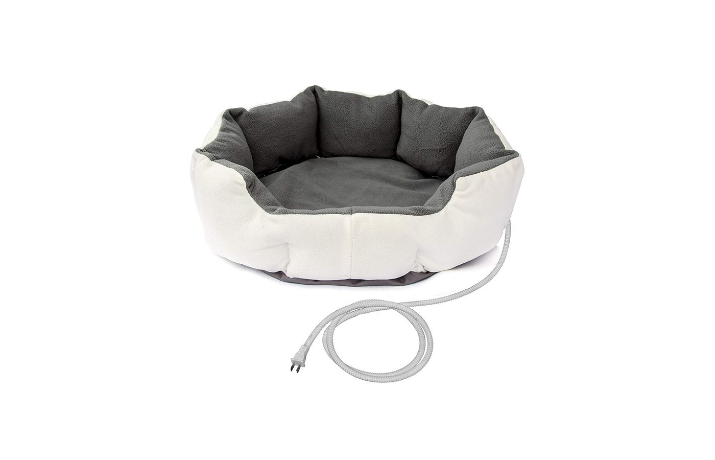 Aleko Electric Thermo-pad Heated Cat bed