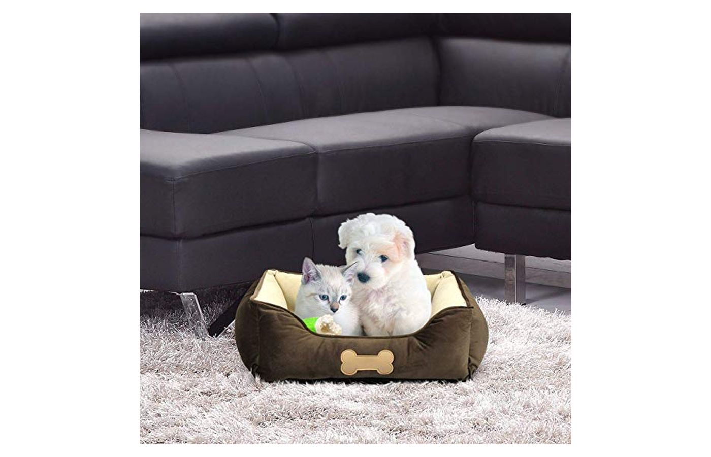 Fluffy Paws Pet Lounger