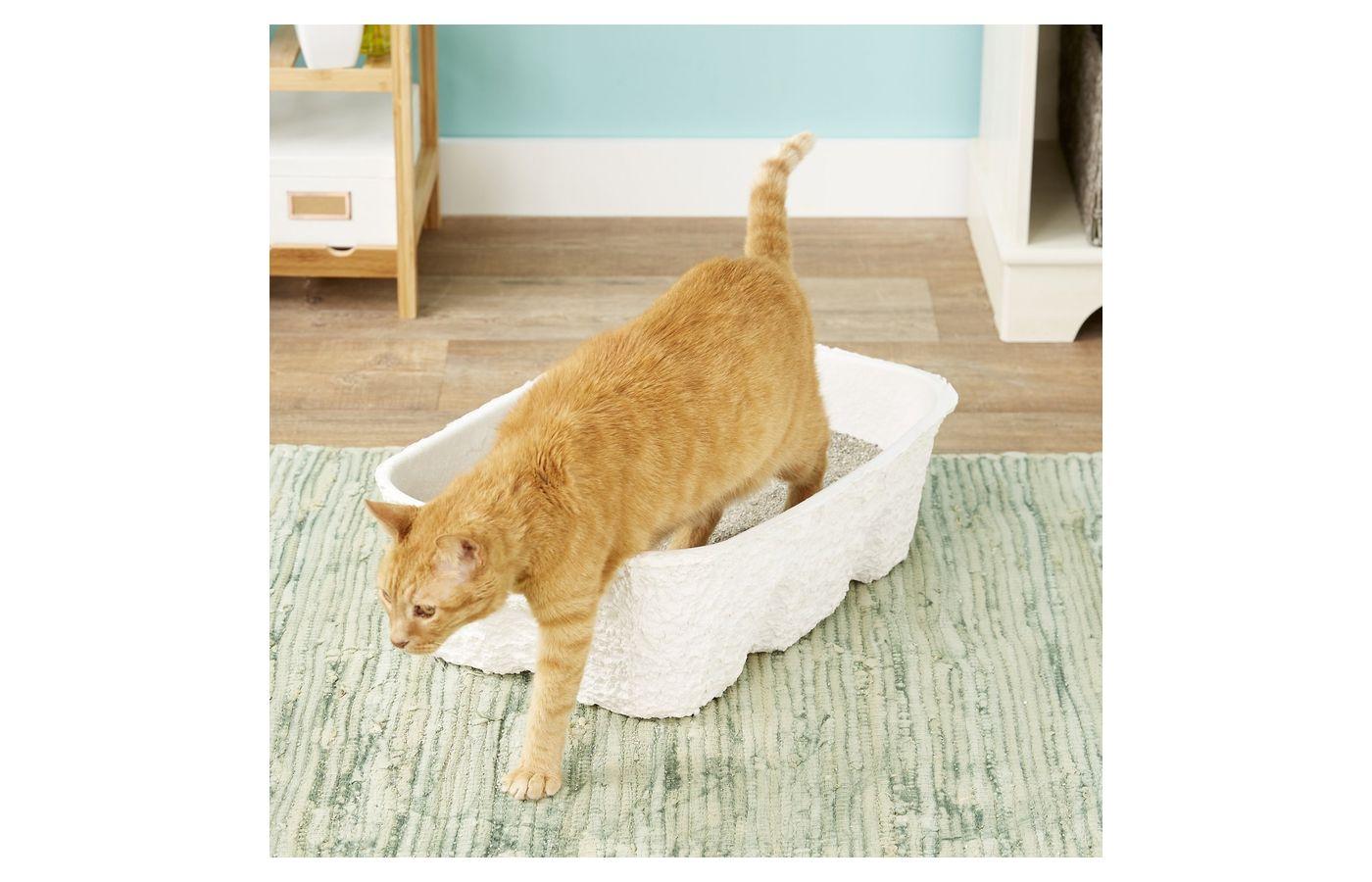Nature's Miracle Jumbo Cat Litter Box 2-Pack