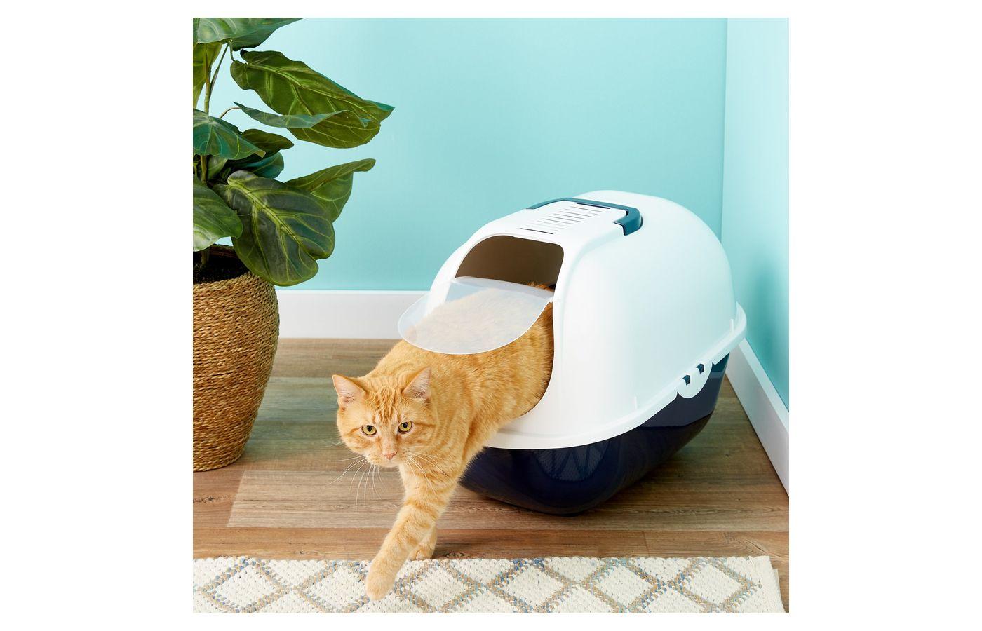 Frisco Hooded Cat Litter Box