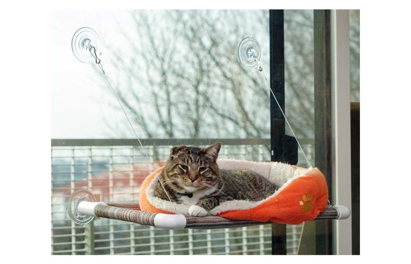 Kitty Cot Original World Best Cat Perch