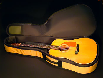 Acoustic Guitar 12 - Acoustic Guitar Soft Case with Guitar