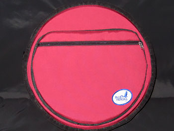 Drum 3 - Drum Top - Red