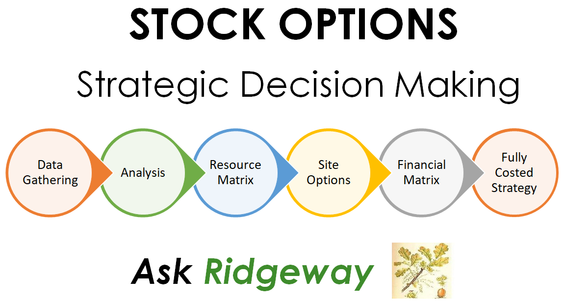 Flow chart of Strategic Decision Making
