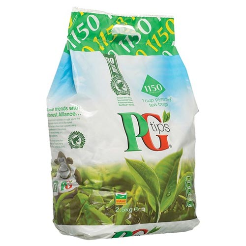 PG Tips Pyramid Bags 1150