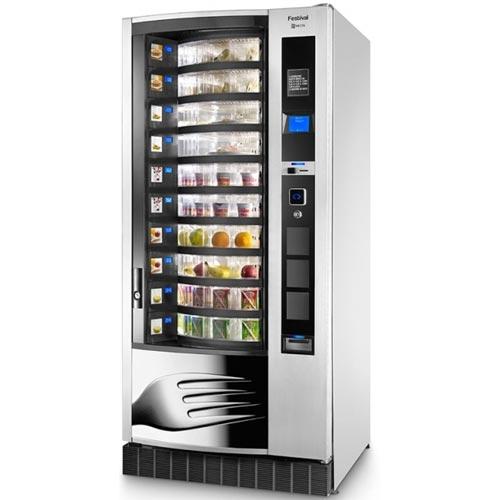 Festival Food Carousel Vending Machine