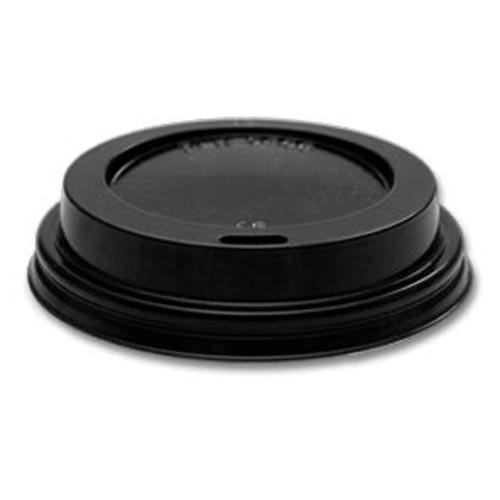 Coffee Cup Black Sip Lids x 500