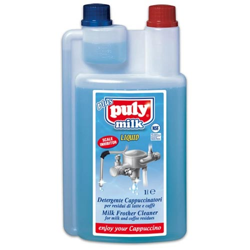 Puly Milk Liquid Frother Cleaner 1ltr