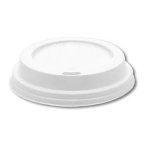 Coffee Cup White Sip Lids x 500