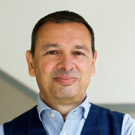 Andreas Petrak Hausbesitzer seit 1996