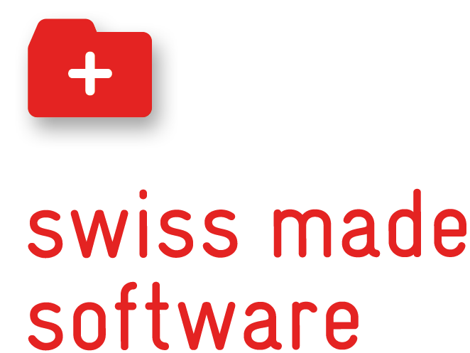 swiss made software Label