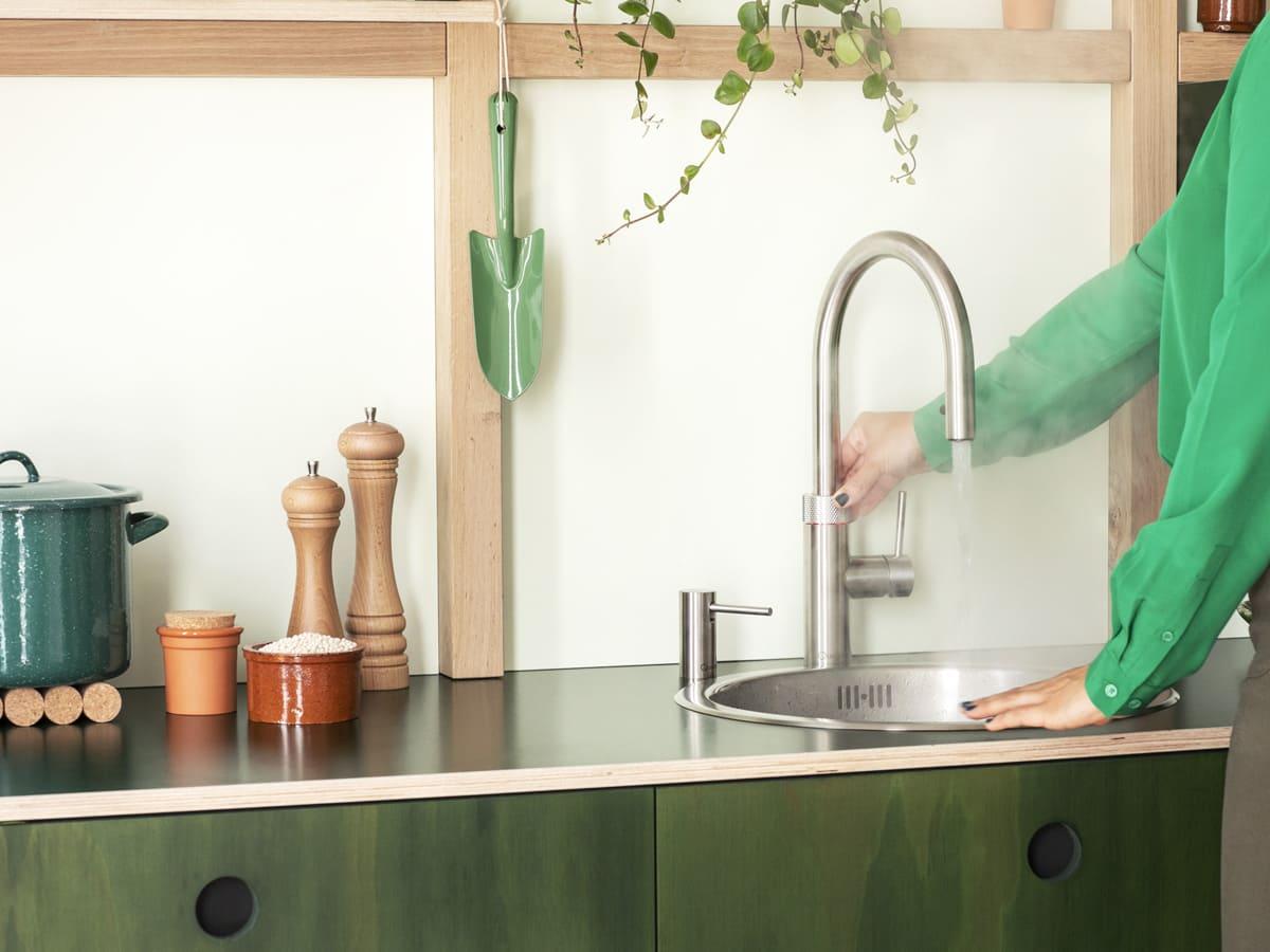 robinet cuisine quooker