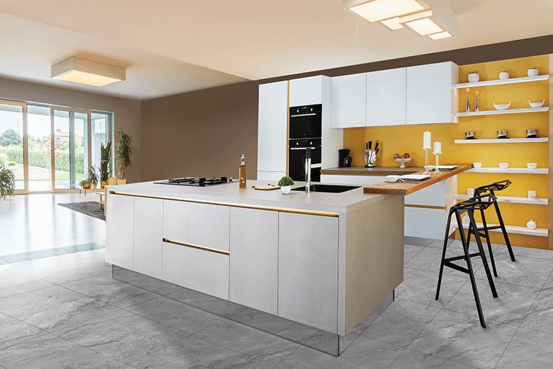 Altes Haus sanieren: Küche