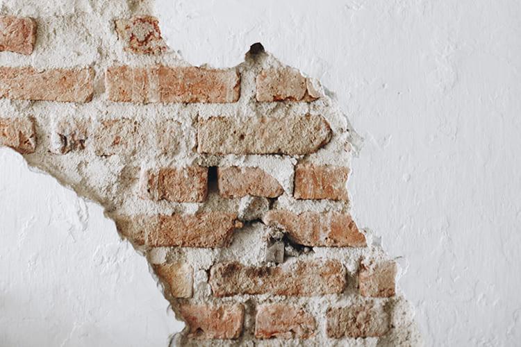 Hausfassade prüfen