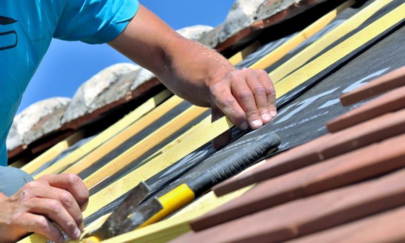 Erneuerungsfonds im Stockwerkeigentum - Dachsanierung