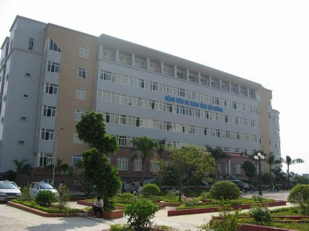Bệnh viện Đa khoa tỉnh Hải Dương