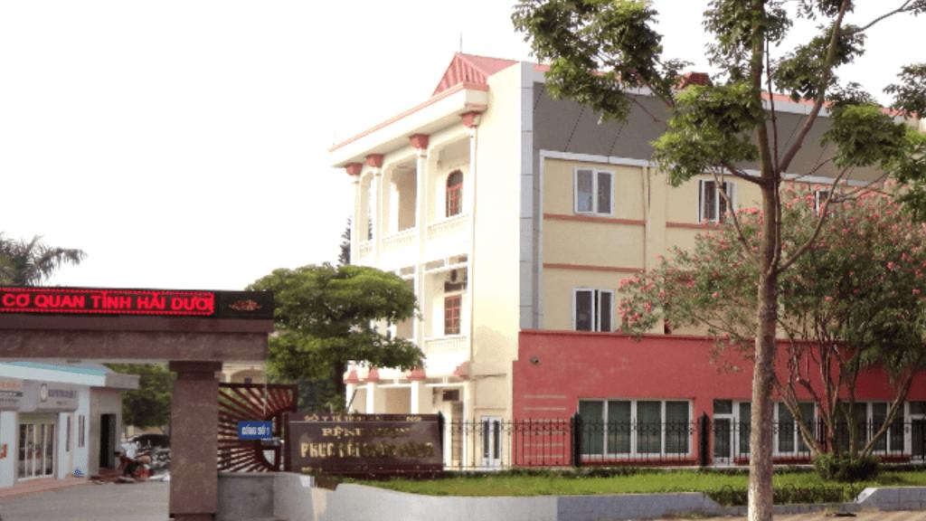 Bệnh viện Phục hồi chức năng Hải Dương