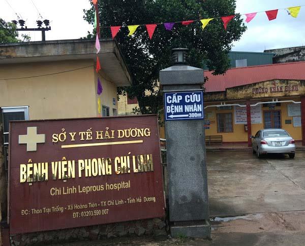 Bệnh viện phong chí linh hải dương