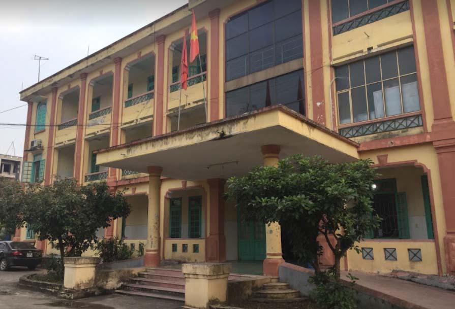 Bệnh viện Đa khoa huyện Nam Sách Hải Dương
