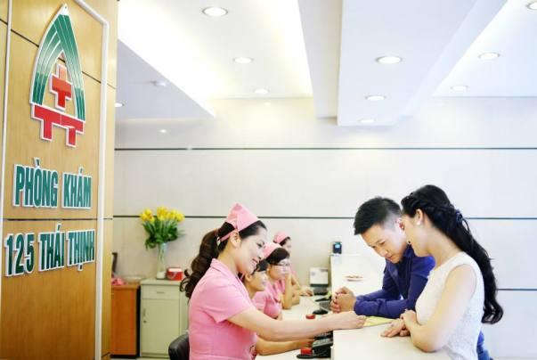 Thông tin về phòng khám 125 Thái Thịnh