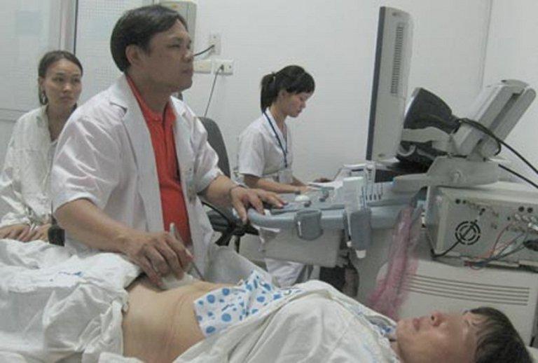 phòng khám bác sĩ Trần Danh cường