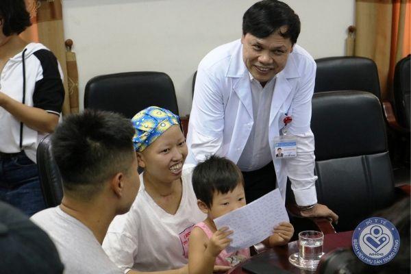 PSG. Tiến sĩ - bác sĩ Trần Danh Cường