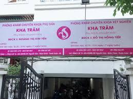 Phòng khám bác sĩ Kha Thị Trâm