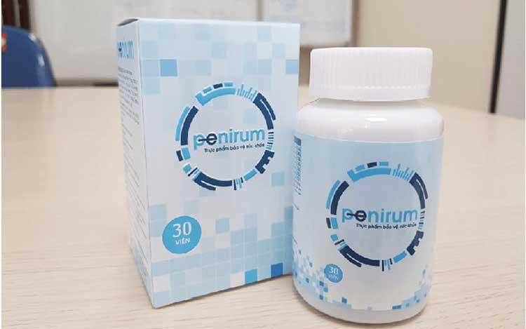 Thuốc chống xuất tinh sớm Penirum