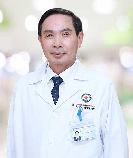 BS. Trần Văn Vị