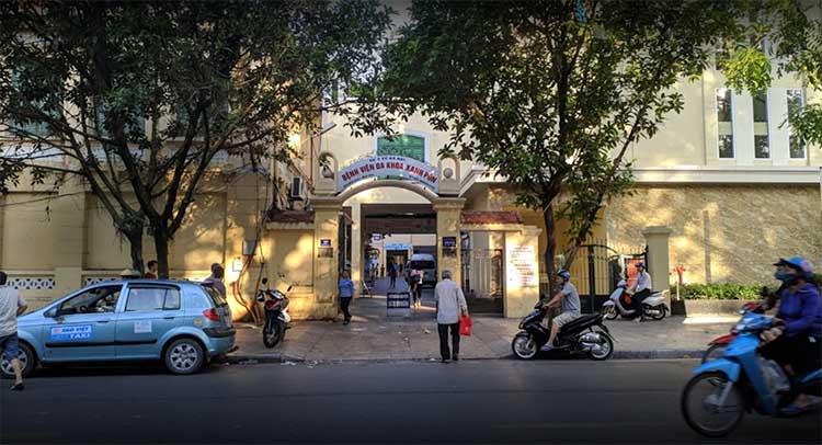 Bệnh viện xanh pon