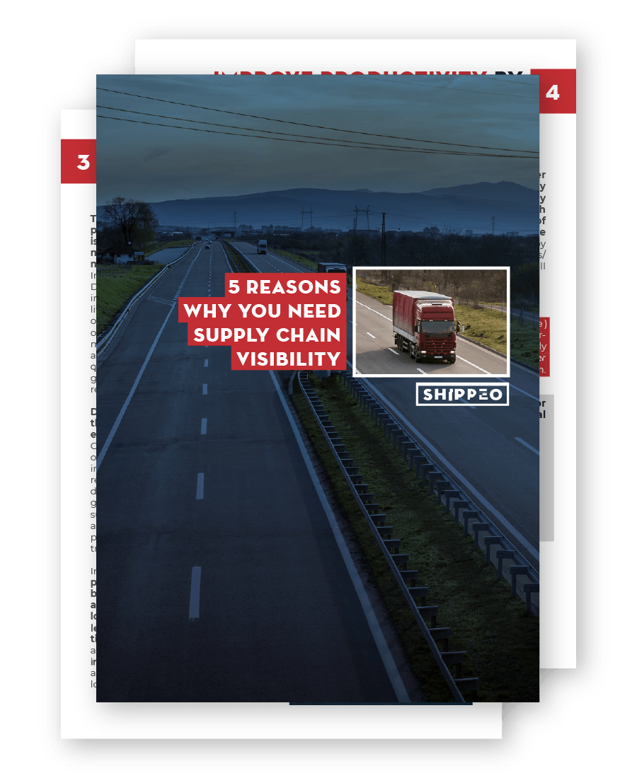 5 reasons for supply chain visibility eBook