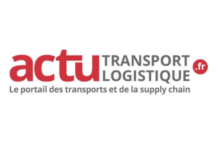 Logo Actu transport logistique