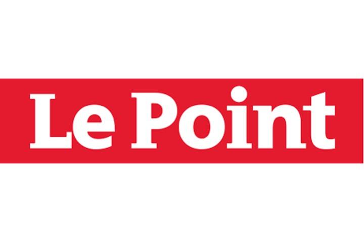 Logo Le point