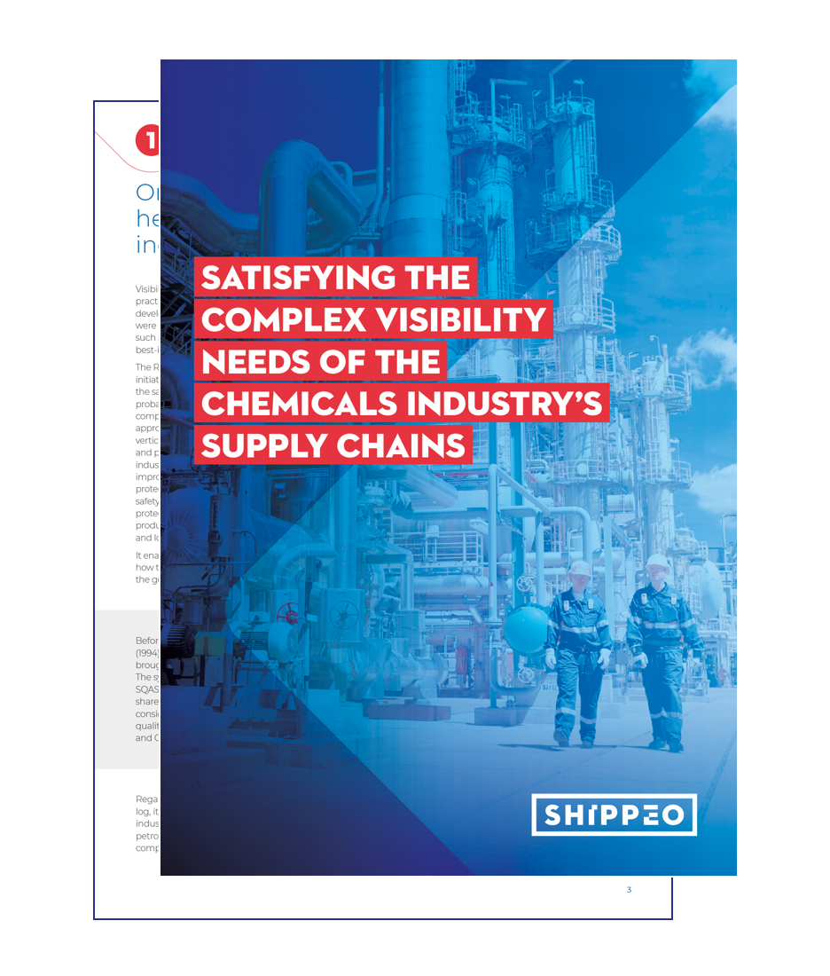 Supply Chain Chimie