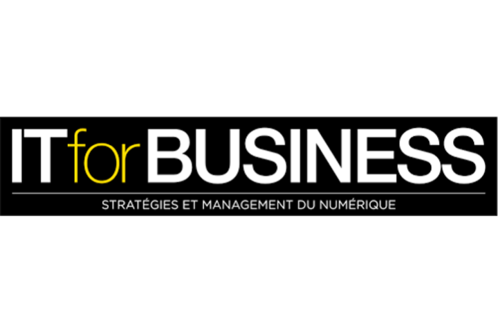 IT for business logo