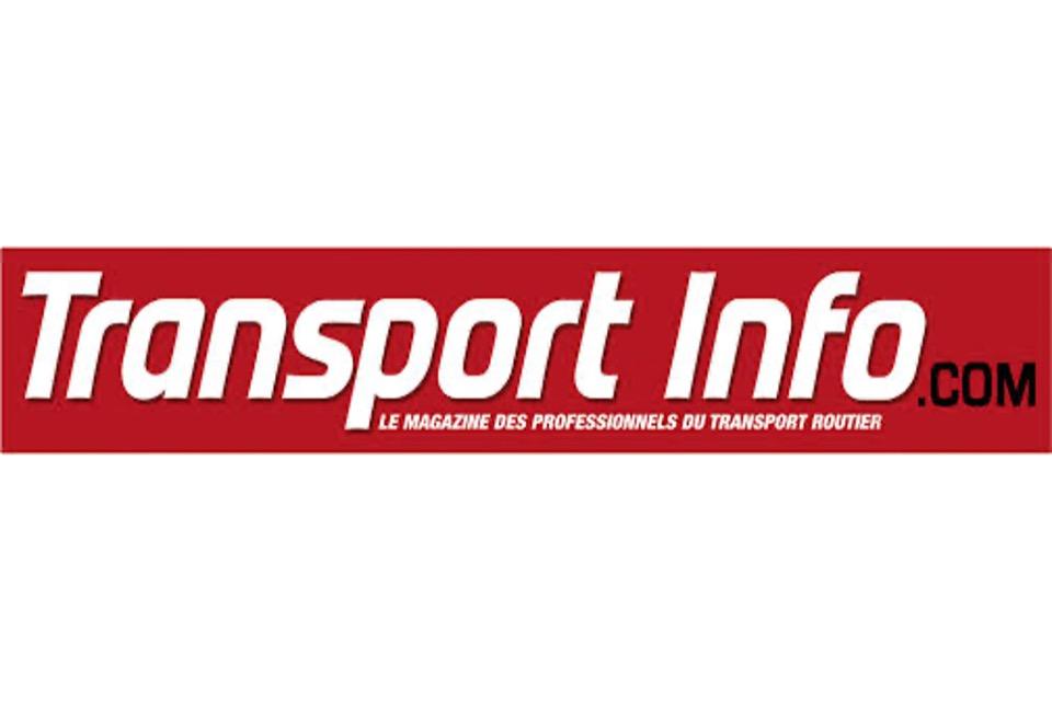 Transport info logo