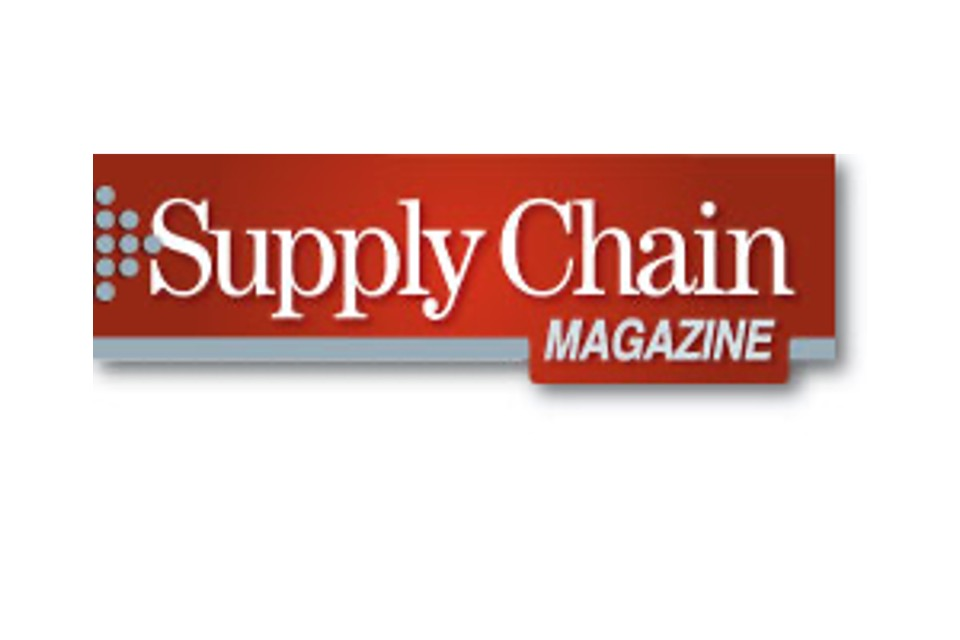 Supply chain mag logo